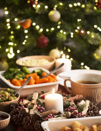 Święta Bożego Narodzenia miski Mason Cash