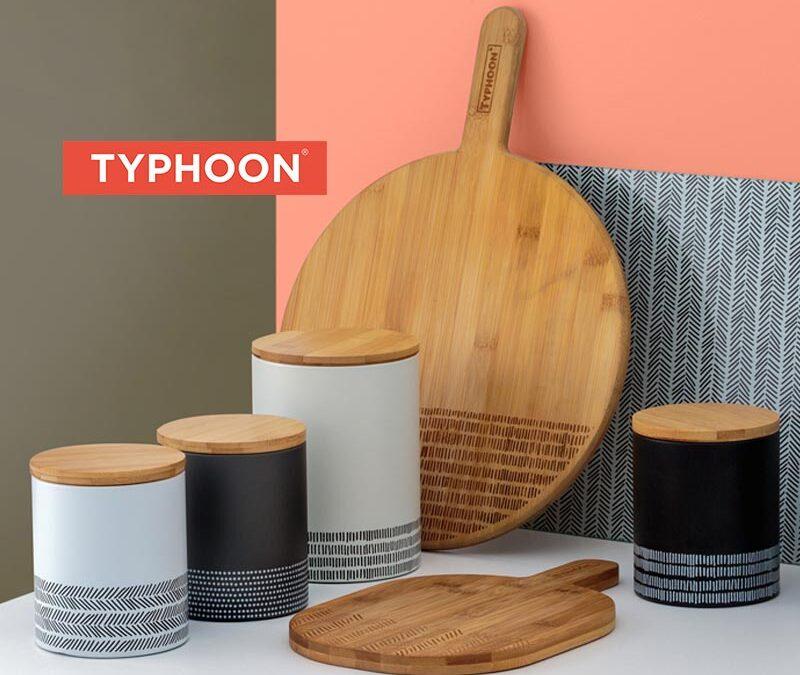 Typhoon – kolekcja Monochrome