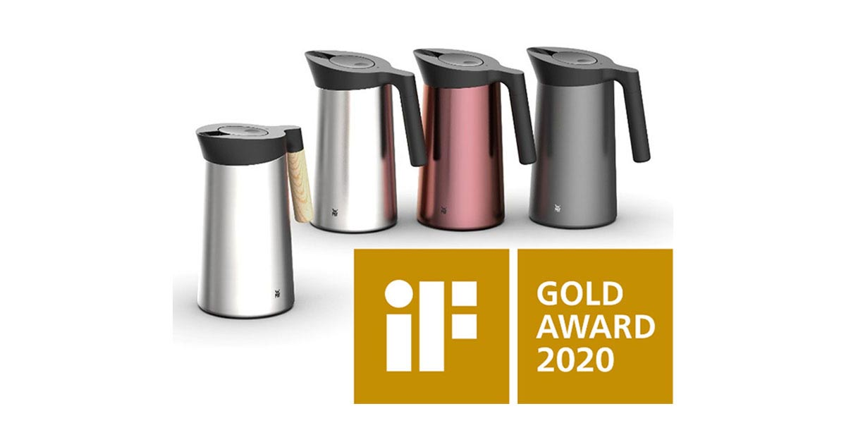 Dzbanki Kineo Gold Design Award 2020