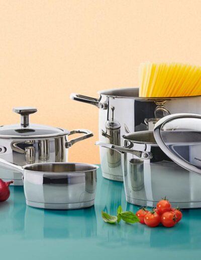 Naczynia kuchenne Accordo Moneta