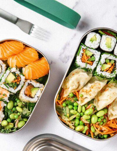 Black+Blum zestaw lunchbox zsushi