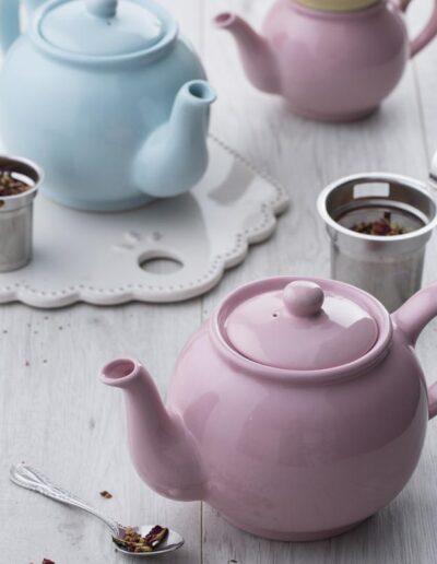 Imbryk dozaparzania herbaty Price & Kensington