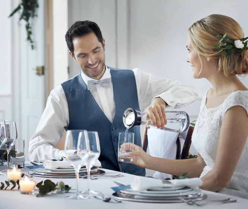 Co dać wprezencie naślub?