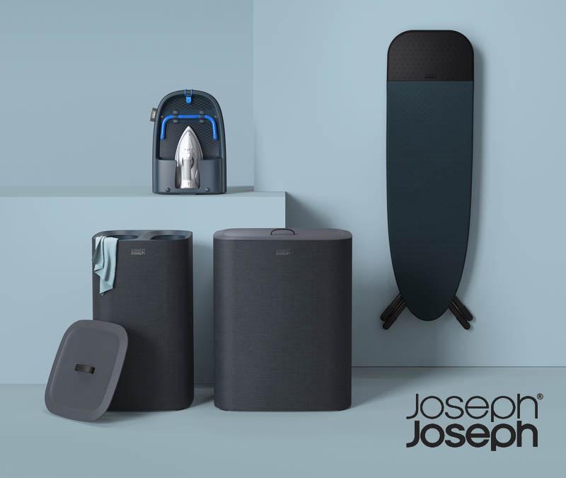 Kolekcja Laundry Joseph Joseph rozwiązuje 9 częstych problemów