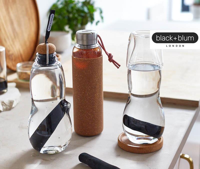 Butelki nawodę Black+Blum
